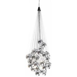 Stochastic LED Multi-light Pendant