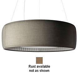 Silenzio Suspension Light (35.5 in/Rust) - OPEN BOX RETURN