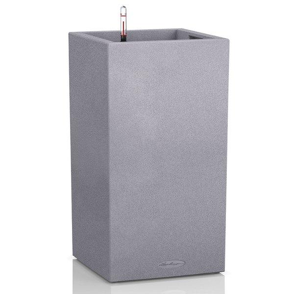 Canto Stone Column Self-Watering Indoor/Outdoor Planter