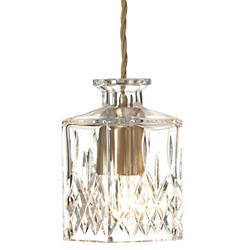 Square Decanterlight Mini Pendant