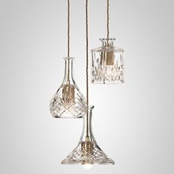 Decanterlight LED Multi-Light Pendant