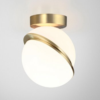 Crescent Mini Ceiling Light