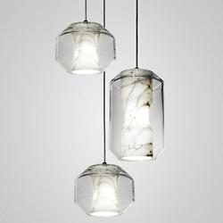 Chamber LED Multi-Light Pendant