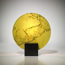 Acid Marble Table Lamp