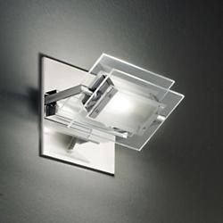 Trecentosessantagradi Wall/Ceiling Light (Nikl/L) - OPEN BOX