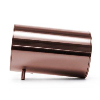 Shown in Copper finish