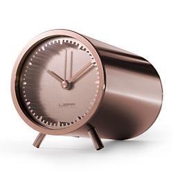 Tube Clock by LEFF Amsterdam (Copper) - OPEN BOX RETURN