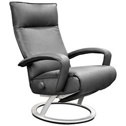 GAGA Recliner with Graphite Base