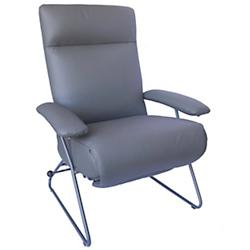 DEMI Recliner with Graphite Base