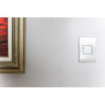 Shown in White finish (faceplate sold separately), in use