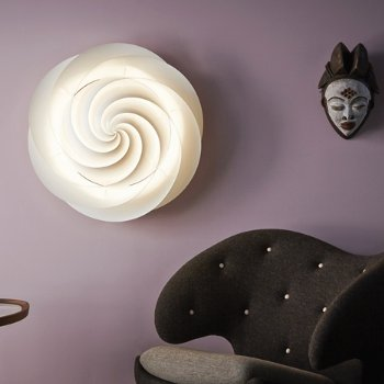 Swirl 1320 Ceiling/Wall Lamp