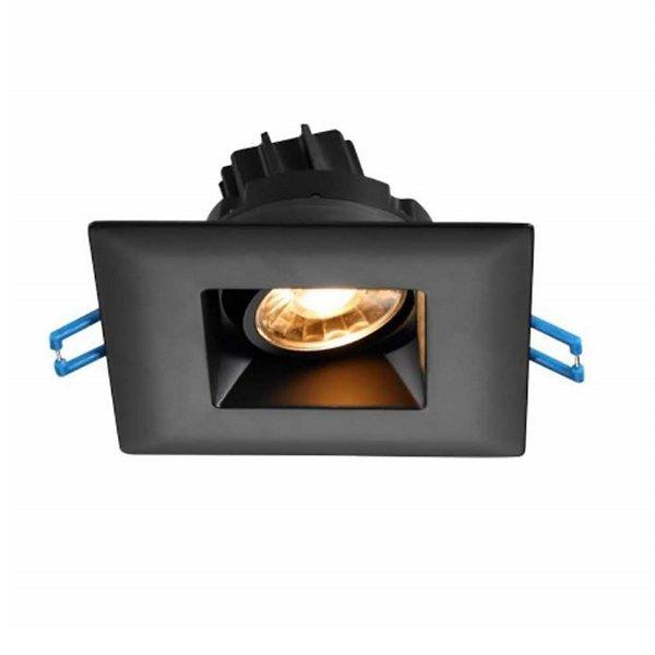 2 Inch Square Regressed Gimbal LED Trim