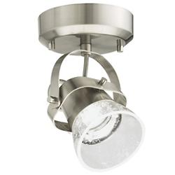 Seeded LED Track Light/Wall Sconce