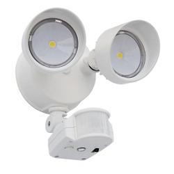 OLF Outdoor LED Security Flood Light with Motion Sensor