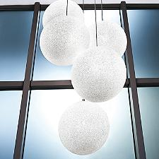 Iceglobe Bubble 5 Multi-Light Pendant