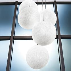 Iceglobe Bubble 5 Multi-Light Pendant