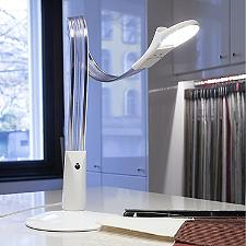 Ribbon LED Table Lamp