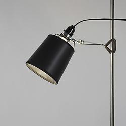Kevin Small Clip Light (Black/Silver) - OPEN BOX RETURN
