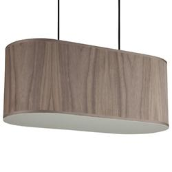 Blip 20 Pendant (Walnut Veneer) - OPEN BOX RETURN