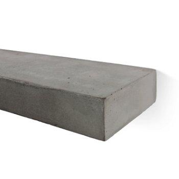 Sliced Shelf, Detailed view