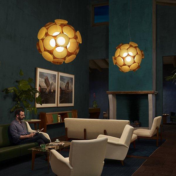 Dandelion LED Pendant