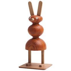 Funny Farm Red Rabbit