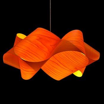 Shown in Orange shade