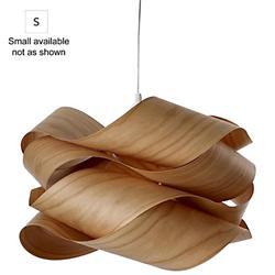 Link Suspension (Natural Cherry/Small/GU24 Bulb) - OPEN BOX