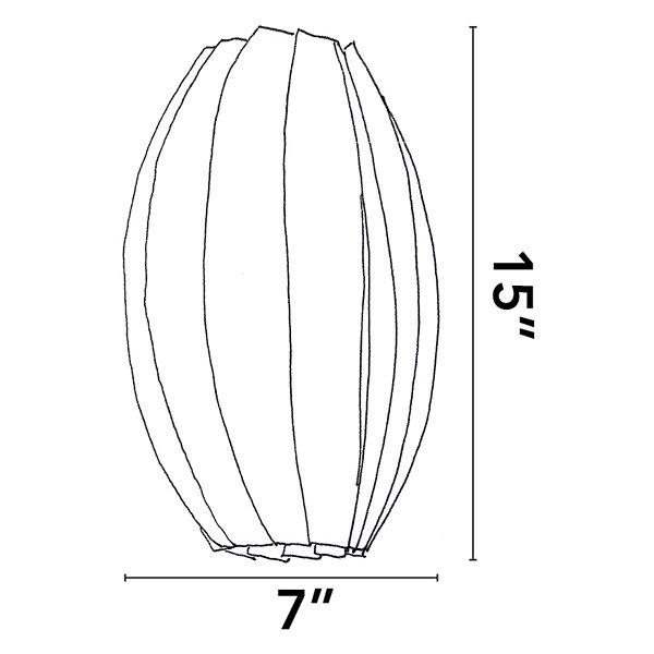 Bloom Long Pendant