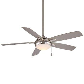 Acero Ceiling Fan with Light by Minka Aire Fans at Lumens
