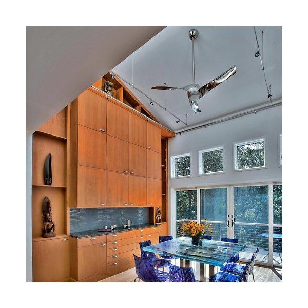Artemis Liquid Nickel XL5 LED Ceiling Fan