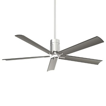 Shown in Polished Nickel with Silver blades finish