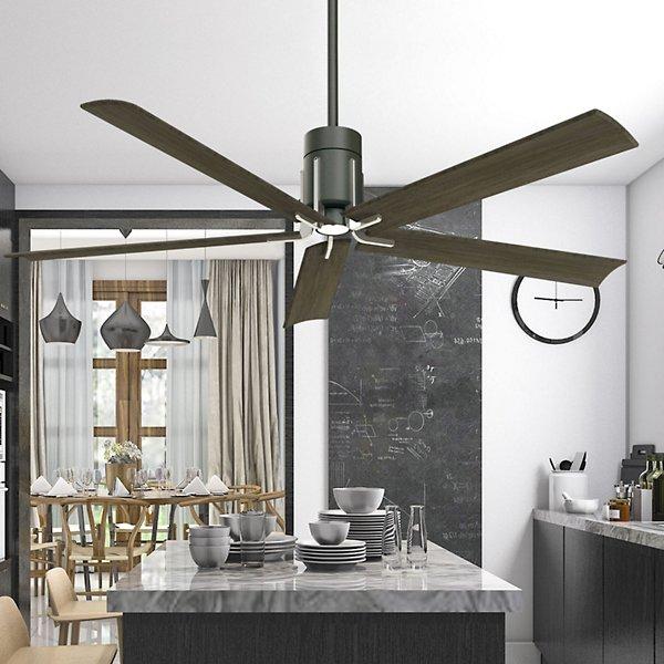 Clean 60-Inch Ceiling Fan