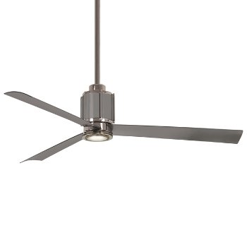 Gear 54 Quot Led Ceiling Fan By Minka Aire Fans At Lumens Com