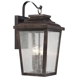 Irvington Manor 72173-189 Outdoor Wall Sconce