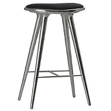 High Stool - Aluminum