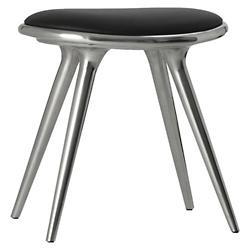 Low Stool - Aluminum