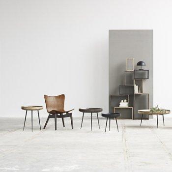 Bowl Table - Medium, in use