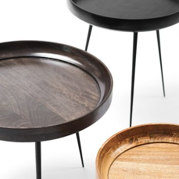 Bowl Table - Medium, Collection