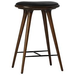 High Stool-Premium Edition(Drk Stained Oak/Counter)-OPEN BOX