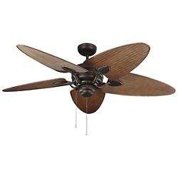 Peninsula Ceiling Fan (Roman Bronze) - OPEN BOX RETURN