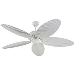 Cruise Outdoor Ceiling Fan (White) - OPEN BOX RETURN