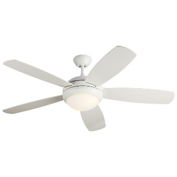 Discus energy star ceiling fan by monte carlo fans at lumens discus energy star ceiling fan aloadofball Images
