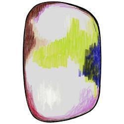 Scribble Green/Blue/Pink Rug