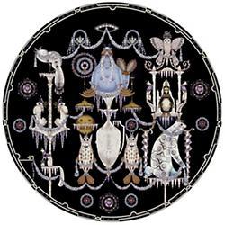 Polar Byzantine V Round Rug