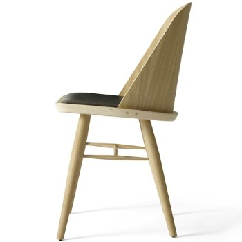 Shown in Natural Oak with Carbon Silk Leather