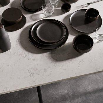 Shown in Dark Glazed