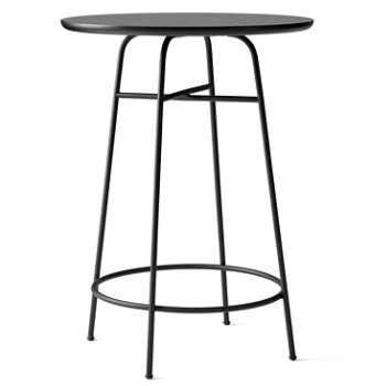 Shown in Black finish, Bar Height size