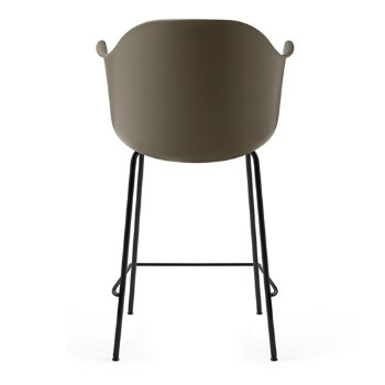 Shown in Olive with Black finish, Counter size