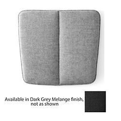 String Dining Chair Cushion (Dark Grey Melange) - OPEN BOX